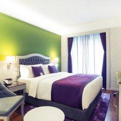 Отель Mercure Tbilisi Old Town Стандартный номер с различными типами кроватей фото 3