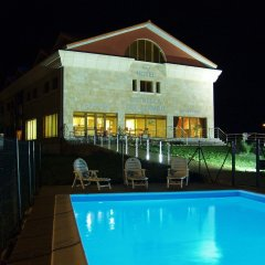 Отель Estrella del Alemar бассейн