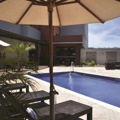 LQ Hotel Tegucigalpa бассейн