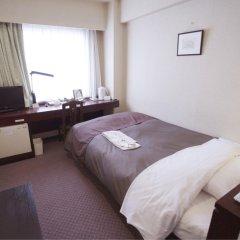 Отель Oita Century Ойта комната для гостей