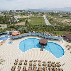 Hane Sun Hotel Сиде бассейн фото 2