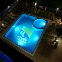 Отель Bora Bora Болгария, Солнечный берег - отзывы, цены и фото номеров - забронировать отель Bora Bora онлайн вид на фасад