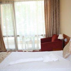 Отель Paradise Hotel Болгария, Поморие - отзывы, цены и фото номеров - забронировать отель Paradise Hotel онлайн комната для гостей фото 4