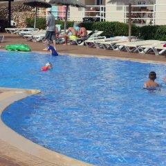 Отель Apartamentos HSM Calas Park - All Inclusive детские мероприятия