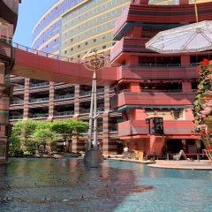 Отель Tateru Room Minoshima Хаката бассейн