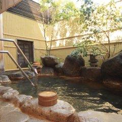 Отель Ryokan Miyukiya Япония, Беппу - отзывы, цены и фото номеров - забронировать отель Ryokan Miyukiya онлайн бассейн