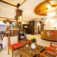Отель MVC Patong House питание