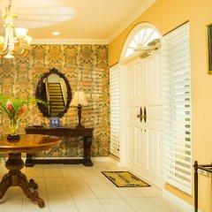 Отель Polkerris Bed & Breakfast Ямайка, Монтего-Бей - отзывы, цены и фото номеров - забронировать отель Polkerris Bed & Breakfast онлайн интерьер отеля фото 2