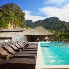 Отель Railay Princess Resort & Spa бассейн