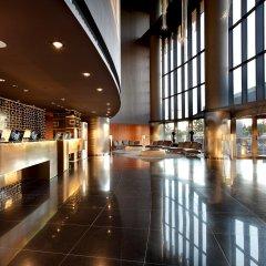 Отель Eurostars Madrid Tower Мадрид гостиничный бар