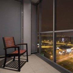 Отель P&O Apartments Arkadia Польша, Варшава - отзывы, цены и фото номеров - забронировать отель P&O Apartments Arkadia онлайн балкон