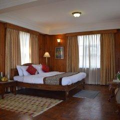 Отель The Fort Resort Непал, Нагаркот - отзывы, цены и фото номеров - забронировать отель The Fort Resort онлайн комната для гостей фото 5