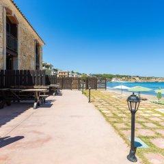 Отель Creta Seafront Residences пляж
