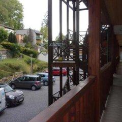 Отель Résidence La Peyrie парковка
