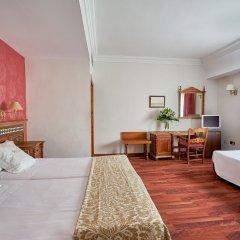 Отель Guadalupe комната для гостей фото 4