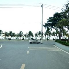 Отель Holi Bayview Нячанг парковка