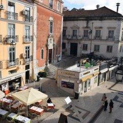 Отель Pensao Flor Da Baixa Португалия, Лиссабон - 3 отзыва об отеле, цены и фото номеров - забронировать отель Pensao Flor Da Baixa онлайн