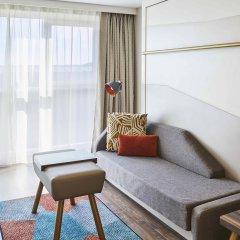 Отель Aparthotel Adagio Edinburgh Royal Mile комната для гостей фото 5