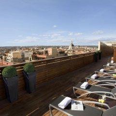 Отель Cortezo Испания, Мадрид - 13 отзывов об отеле, цены и фото номеров - забронировать отель Cortezo онлайн балкон