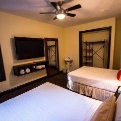 Отель Broadway Hotel & Hostel США, Нью-Йорк - отзывы, цены и фото номеров - забронировать отель Broadway Hotel & Hostel онлайн удобства в номере