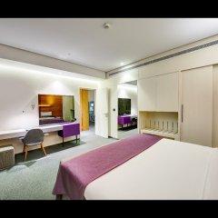 Отель The Act Hotel ОАЭ, Шарджа - 1 отзыв об отеле, цены и фото номеров - забронировать отель The Act Hotel онлайн комната для гостей фото 3