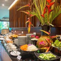 Отель Andaman Breeze Resort питание