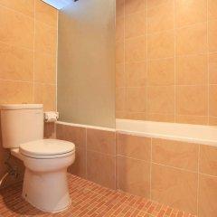 Отель Matahari Bungalow ванная