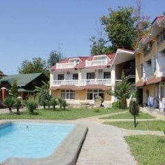 Отель Penaty Pansionat Сочи бассейн фото 2