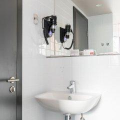 AZIMUT Отель Смоленская Москва 4* Номер SMART Standard с различными типами кроватей фото 18