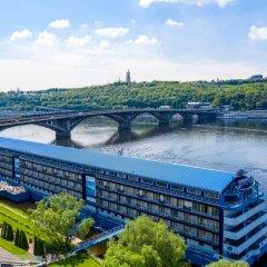 Отель Баккара Киев приотельная территория