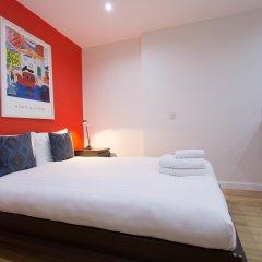 Отель Princes Square Serviced Apartments Великобритания, Лондон - отзывы, цены и фото номеров - забронировать отель Princes Square Serviced Apartments онлайн комната для гостей фото 5