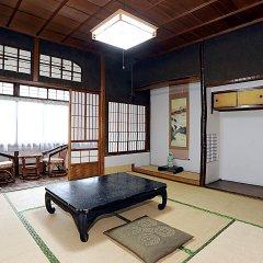 Отель Japanese Ryokan Kashima Honkan Фукуока комната для гостей фото 4