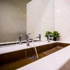 Click Hostel Бангкок ванная