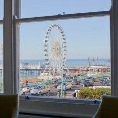 Отель A Room With A View Великобритания, Кемптаун - отзывы, цены и фото номеров - забронировать отель A Room With A View онлайн пляж