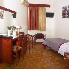 Attalos Hotel удобства в номере