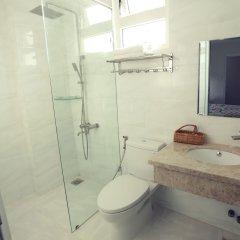 Отель Lucas Inn Далат ванная