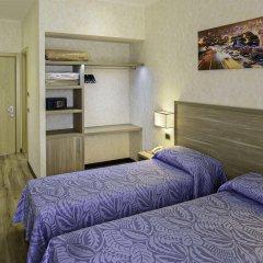 Hotel Roma Sud сейф в номере