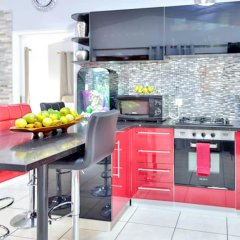 Отель House With 2 Bedrooms in Puna'auia, With Enclosed Garden and Wifi питание