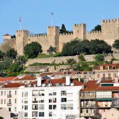 Отель Feeling Lisbon Pessoa Португалия, Лиссабон - отзывы, цены и фото номеров - забронировать отель Feeling Lisbon Pessoa онлайн фото 3
