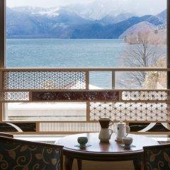 Отель Hoshino Resorts KAI Nikko Никко питание