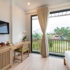 Отель Unity Villa Hoi An Хойан балкон