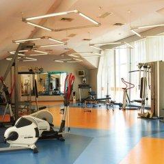 Гостиница Морской фитнесс-зал фото 3