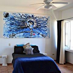 Отель Casa Diva Bed & Breakfast Мексика, Сан-Хосе-дель-Кабо - отзывы, цены и фото номеров - забронировать отель Casa Diva Bed & Breakfast онлайн комната для гостей фото 5