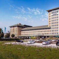 Отель Courtyard by Marriott Amsterdam Airport Нидерланды, Хофддорп - отзывы, цены и фото номеров - забронировать отель Courtyard by Marriott Amsterdam Airport онлайн парковка