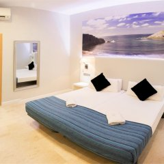 Отель Hostal Boqueria комната для гостей