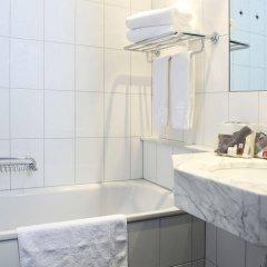Отель Montana Zürich Швейцария, Цюрих - отзывы, цены и фото номеров - забронировать отель Montana Zürich онлайн ванная