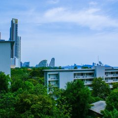 Отель Laguna Heights Pattaya Таиланд, Паттайя - отзывы, цены и фото номеров - забронировать отель Laguna Heights Pattaya онлайн вид на фасад
