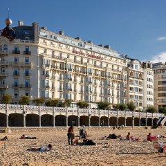 Hotel Londres y de Inglaterra пляж фото 2