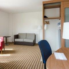 Отель Hampton by Hilton Amsterdam Airport Schiphol комната для гостей фото 2