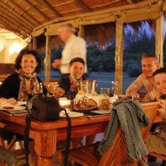 Отель Chrislin African Lodge питание фото 3
